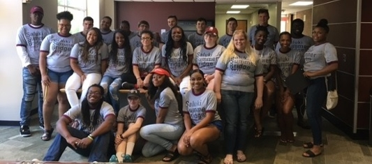 Saluki Summer Bridge 2017 Co-Hort