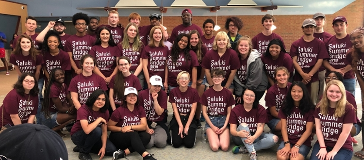 Saluki Summer Bridge 2019 Cohort